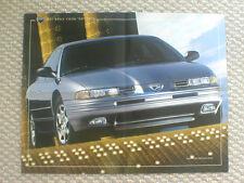 1997 JEEP Eagle Vision Catálogo/Catalog/Póster: AWD , TSI, 4wd