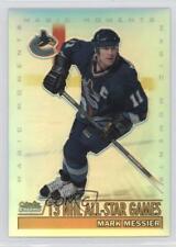1999 O-Pee-Chee Chrome Refractor 283.5 Mark Messier (13 NHL All-Star Games) Card