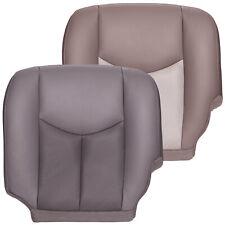 2003 - 2006 GMC Yukon Denali - Driver Bottom Replacement Seat Cover - Leather