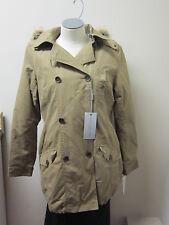 Andrew Marc Hyde Cotton Jacket Dark Khaki NWT $499