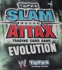 Lucha Libre Slam Attax evolución Trading Cards 2008