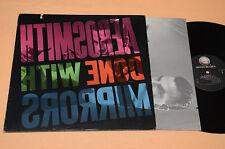 AEROSMITH LP TOP METAL AUDIOFILI EX CONDITION ! CON INNER SLEEVE !! DONE WITH MI
