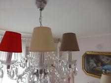 Kleine Lampenschirme Für Kronleuchter ~ Innenraum beleuchtung im landhaus stil für den flur die diele
