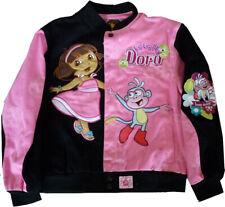 "JH Design DORA Totally Dora""Smile"" Girls Twill jacket"