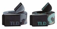 Troy Lee Designs TLD Fleet Web Cintura per pantaloni / Jeans Motocross MX ENDURO