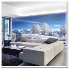 3D White Cedar Tree 640 WallPaper Murals Wall Print Decal Wall Deco AJ WALLPAPER
