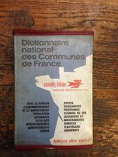 Dictionnaire national des Communes de France