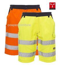Bermuda uomo - alta visibilità - multitasche - pantaloncino - short Payper Craft