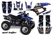 AMR RACING ATV QUAD GRAPHIC KIT YAMAHA WARRIOR DECO 350 PART STICKER MADHATTER U