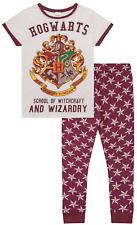 Universal Studios Harry Potter Hogwarts Long Ladies Pyjamas Pjs