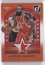 2015-16 Panini Donruss Superstar Swatches Prime #19 James Harden Houston Rockets