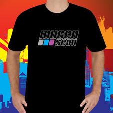 New Mugen Seiki RC Hobby Logo Men's Black T-Shirt Size S to 3XL