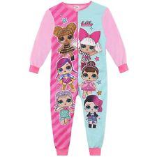 LOL Surprise Sleepsuit | Kids L.O.L. Surprise PJs | L.O.L Surprise! Dolls Pyjama