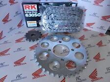 Honda CB 750 Four K7 Kettensatz DID 630 SO O-Ring Ritzel Z 15 Kettenrad 41 T Neu