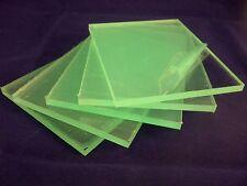 Clear Plastic Sheet Acrylic Perspex Polycarbonate Makrolon Lexan Petg Cut Panels
