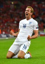 HARRY KANE POSTER (FOOTBALL) (3) - 4 SIZES - FREE UK POSTAGE - UK SELLER