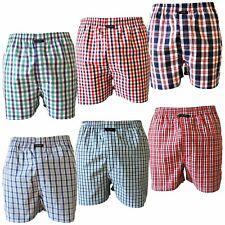 6 CityLife Webboxer calzoncillos boxer Shorts caballero rojo marine elección de color sparpack