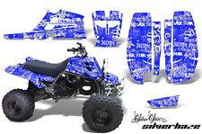 AMR RACING ATV GRAPHIC STICKER DECAL KIT PART YAMAHA BANSHEE YZF350 FULLBORE SHU
