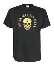 dressed to kill -- T-Shirt, Funshirts, große Größen und Übergrößen (UGRBL016)