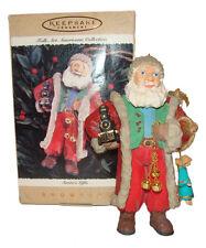 "Christmas Ornament Hallmark Keepsake ""Santa's Gifts"" Collector Edition"