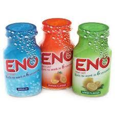 Eno Fruit Salt Lemon,Orange,Regular,Cola & Shikanji Flavor Relief Upset Stomach