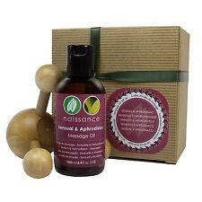 Sensual & Aphrodisiac Massage Oil Gift Set