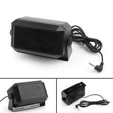 3.5mm Heavy Duty KES-3 External Haut-Parleur Pour Yaesu Kenwood Icom Car Radio