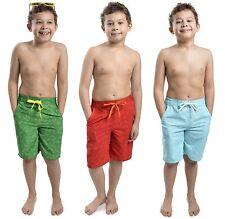 Tom Franks Boys Shark Swimshorts