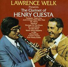 CUESTA, HENRY-LAWRENCE WELK PRESEN CD NEW