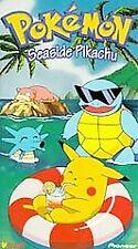 Pokemon - Seaside Pikachu Vol. 6 [VHS]