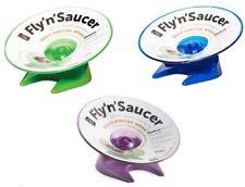 *Flying Saucer Running Jogging Disc Exercise Dish Wheel Safe & Silent Toy