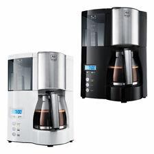 MELITTA 100801 Kaffeeautomat Optima Timer Kaffeefiltermaschine Kaffee schwarz