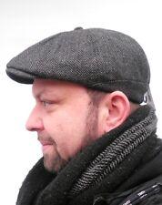 Gorra de hombre Ancha Con Visera Boina en el estilo la 1930s Años Sombrero