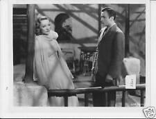 Marlene Dietrich Charles Boyer VINTAGE Photo
