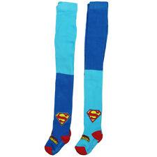 NUEVO superman baby 2 piezas niños pantalones de Jóven Pantis Medias Azul 62-86