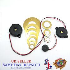 Passive Copper Piezo Disk Buzzer Drum Sensor Sounder Different Type and Size