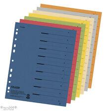 separación de hojas Registro DEPOSITANTES Falken para A4 EXPEDIENTES
