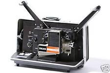 TELEX Series 1000 16mm Sound Projector extras UNUSED MIB NOS!