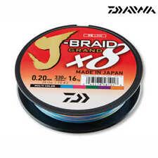 Daiwa J-Braid Grand X8 1500m multicolor geflochtende Schnur Stärke zur Auswahl