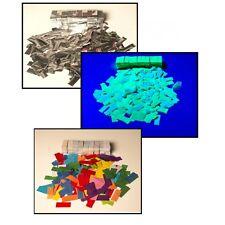 Chauvet Funfetti Shot Confetti Cannon Refills - Colour Silver / Mirror & UV