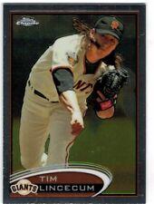 2012 Topps Chrome Baseball Card Pick
