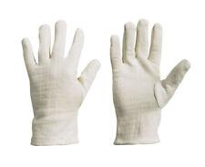 12Pa. dickere Baumwollhandschuhe Jersey innen flauschig Strickhandschuhe Winter