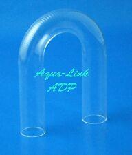 "Aqua-Link ADP 1"" U-Tube Siphon (Acrylic) for Aquarium Overflow Box"