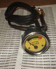 OLIVER TRACTOR TEMPERATURE GAUGE MECHANICAL SUPER 55-88