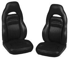 1997 - 2004 Corvette C5 Sport Seat Covers (100% Leather)