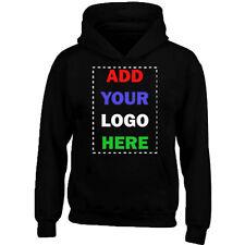 Add Your Text Custom UNISEX HOODIE Sweatshirt Create Your Tee Sweatshirt Sweater
