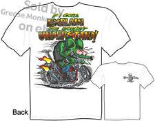 Chopper Rat Fink Tshirt Ed Roth Shirt Big Daddy Understand Tee Sz M L XL 2XL 3XL