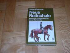 REITSCHULE - Heinz Kiemann/GRUNDAUSBILDUNG/TURNIERREIFE