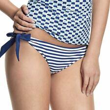 Panache Cleo Swimwear Lucille Tie Side Bikini Brief/Bottoms Nautical CW0068