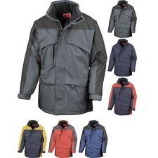 Mens Result Seneca Hi Activity Winter Warm Jacket Coat